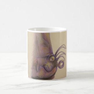 Metallic Man Coffee Mug