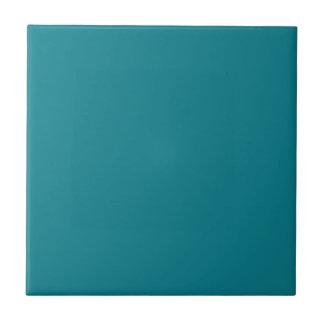 Metallic Seaweed Green Small Square Tile
