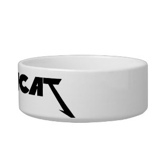 Metallicat Cat Bowl