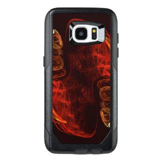 Metamorphosis Abstract Art OtterBox Samsung Galaxy S7 Edge Case
