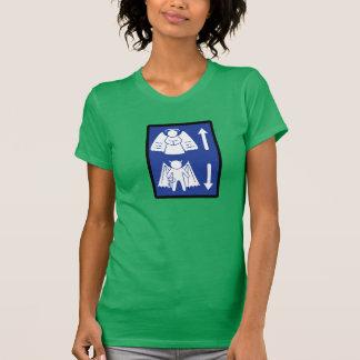 Metaphysical Direction Sign Tee Shirt