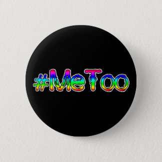 #MeToo Movement Women's Campaign Button