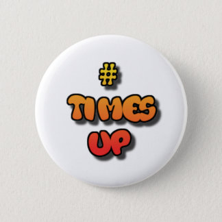 #MeToo #TimesUp Women's Movement Button
