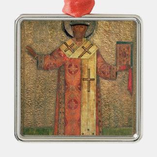 Metropolitan Philipp, 1653 Christmas Ornament