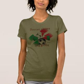 Mex Pride2 Ladies petite T-Shirt