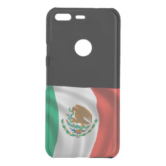 Mexican Flag Uncommon Google Pixel Case