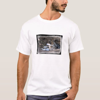 Mexican Gray Wolf T-shirt