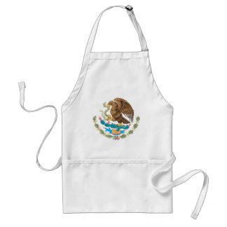 Mexican Mexico Flag Standard Apron