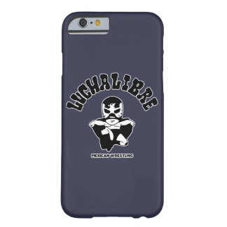 mexican wrestling lucha libre12 SmartPhone Case Barely There iPhone 6 Case
