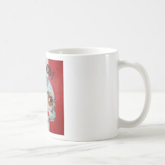 Mexico Basic White Mug