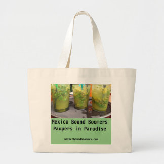 Mexico Bound Boomers Tote Bag
