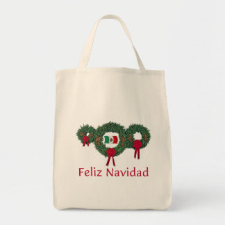 Mexico Christmas 2 Tote Bag