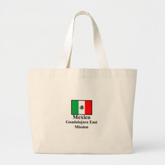Mexico Guadalajara East LDS Mission Tote