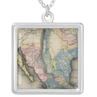 Mexico Silver Plated Necklace