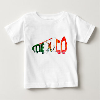 Mexico Soccer Mexican Football Baby T-Shirt