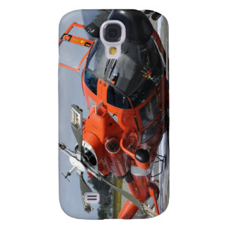MH-65 Dolphin helicopter crashed at Arcata Airp Galaxy S4 Case