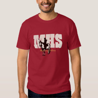 MHS Marching Indians -- Short Sleeve Tee