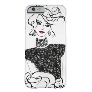 Mi Lady in Lace Barely There iPhone 6 Case