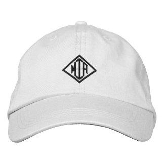 MIA Miami Florida Personalized Adjustable Hat Embroidered Baseball Cap