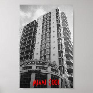 Miami Cool Poster