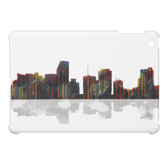 Miami Florida Skyline iPad Mini Cover