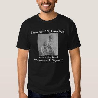 MIB Indian Tshirt