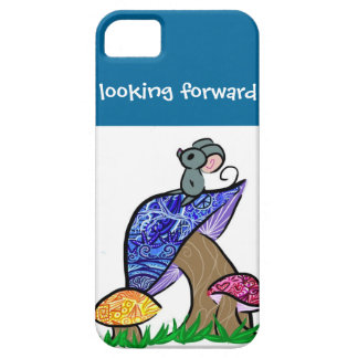 Mice and Mushroom iPhone 5 Covers