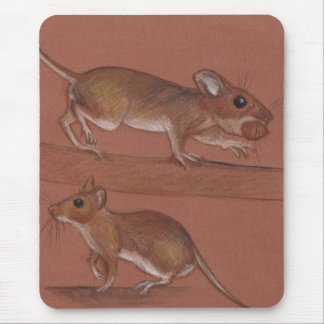 mice mouse pad
