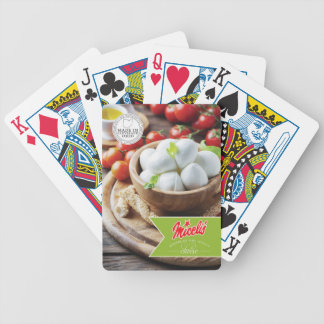 Miceli's Bicycle Playing Cards