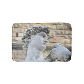 Michelangelo's David, Florence Italy Bath Mat