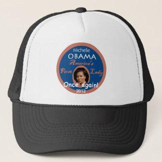 Michelle First Lady 2012 Trucker Hat