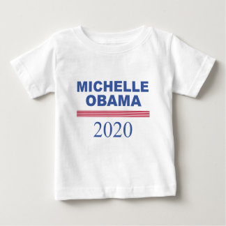 Michelle Obama for President 2020 Baby T-Shirt