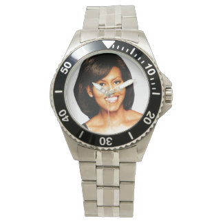MICHELLE OBAMA SMILING watch