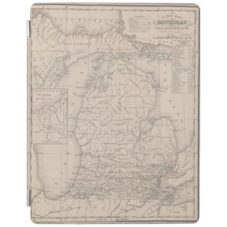 Michigan 9 iPad cover
