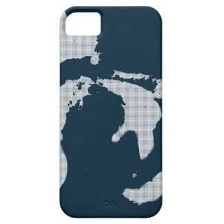 Michigan and the Great Lakes Barely There iPhone 5 Case
