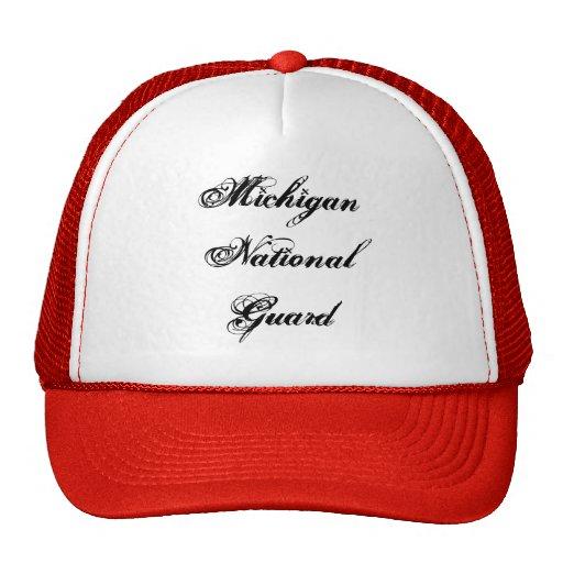 Michigan National Guard Trucker Hats