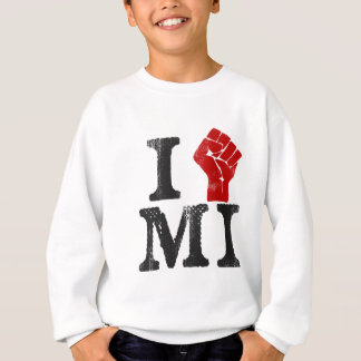 Michigan Solidarity Sweatshirt