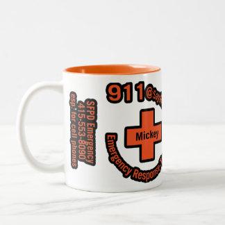mickey Two-Tone coffee mug