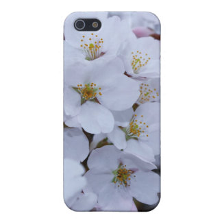 Micro  Cherry Blossoms Flowers Case For iPhone 5/5S