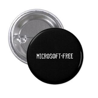 microsoft-free pinback buttons