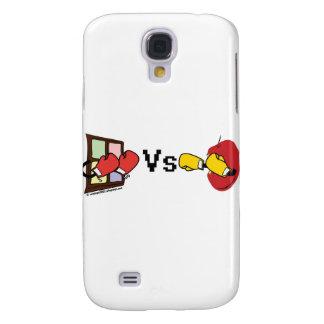 Microsoft Windows Vs Apple Mac boxing fight Galaxy S4 Cover