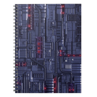 Microtech Surface Spiral Note Book