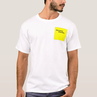 microwave chemistry T-Shirt