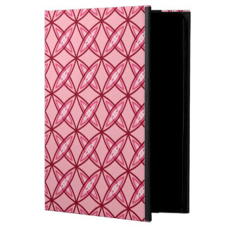 Mid Century Modern Atomic Print - Ballet Pink Powis iPad Air 2 Case