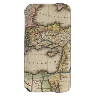 Middle East Atlas Map Incipio Watson™ iPhone 6 Wallet Case