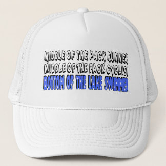Middle of the Pack Trucker Hat