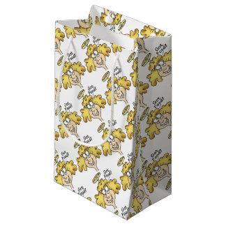 Midge's Fun Dieter's Gift Wrap Small Gift Bag