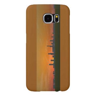 Midkiff Plant Sunrise Samsung Galaxy 6 Case