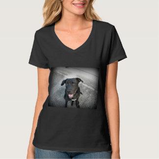 Midnight in Dark Gothic Vignette Border T-Shirt