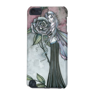 Midnight Rose Fairy Fantasy Art Molly Harrison iPod Touch (5th Generation) Covers